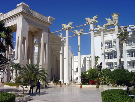 Hotel Darioush On Kish Island