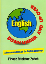 English – Down Under and Up Over