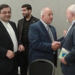 Dr. Javad Zarif in Wellington, New Zealand